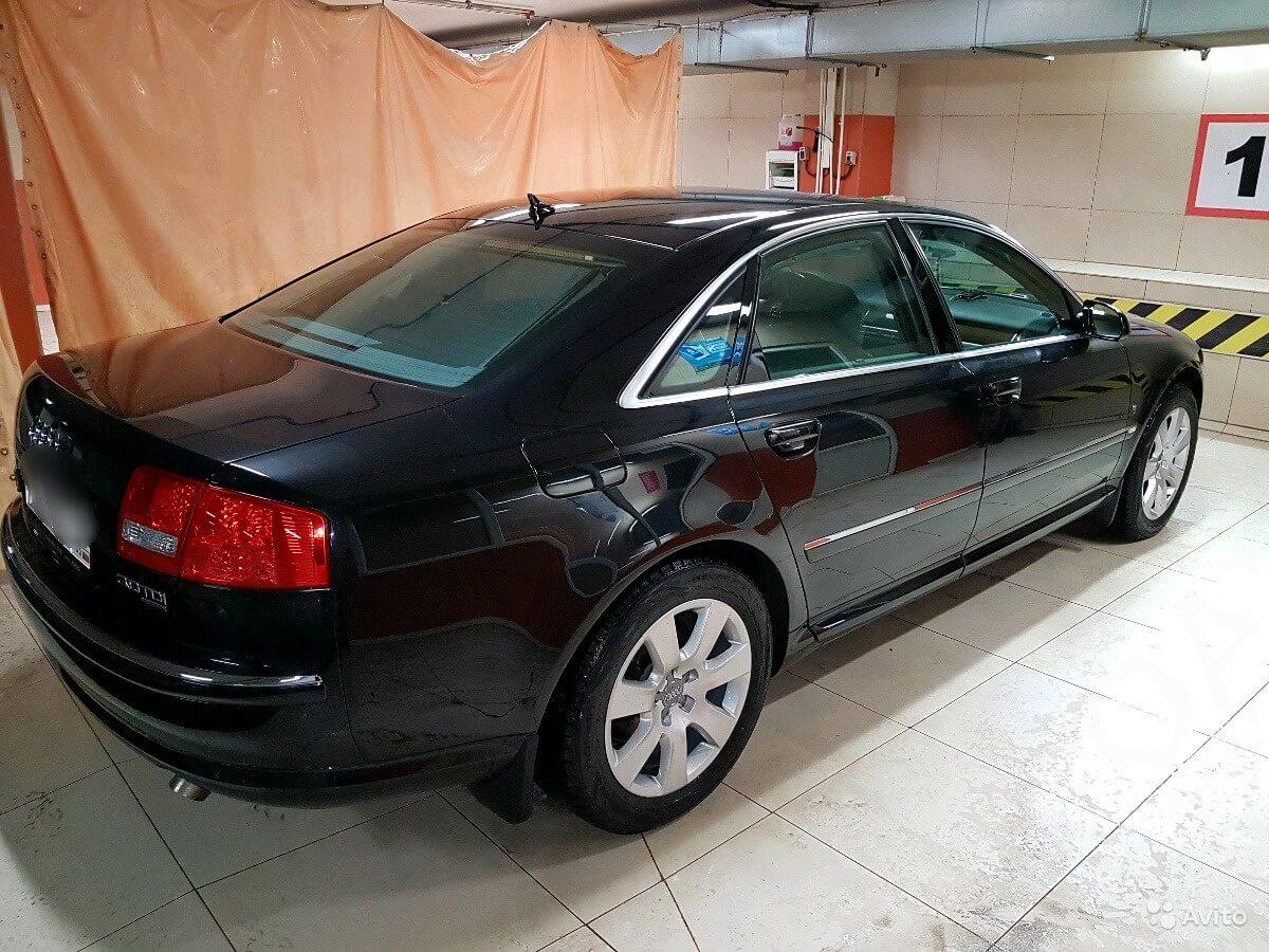 Купить авто в Архангельске, Audi A8